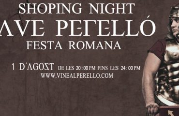 shopping night Perello