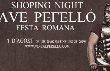 shopping night Perello