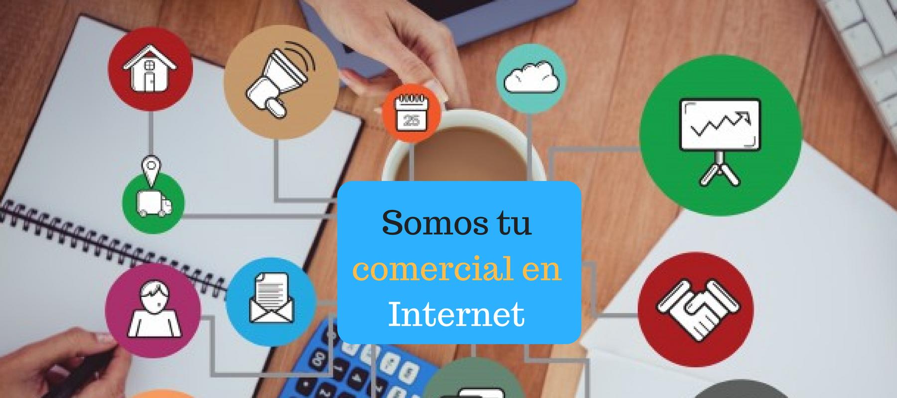 Somos tu comercial en Internet(1)